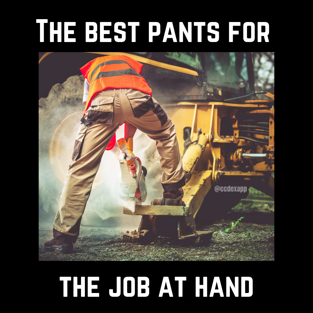 How to find the best work pants