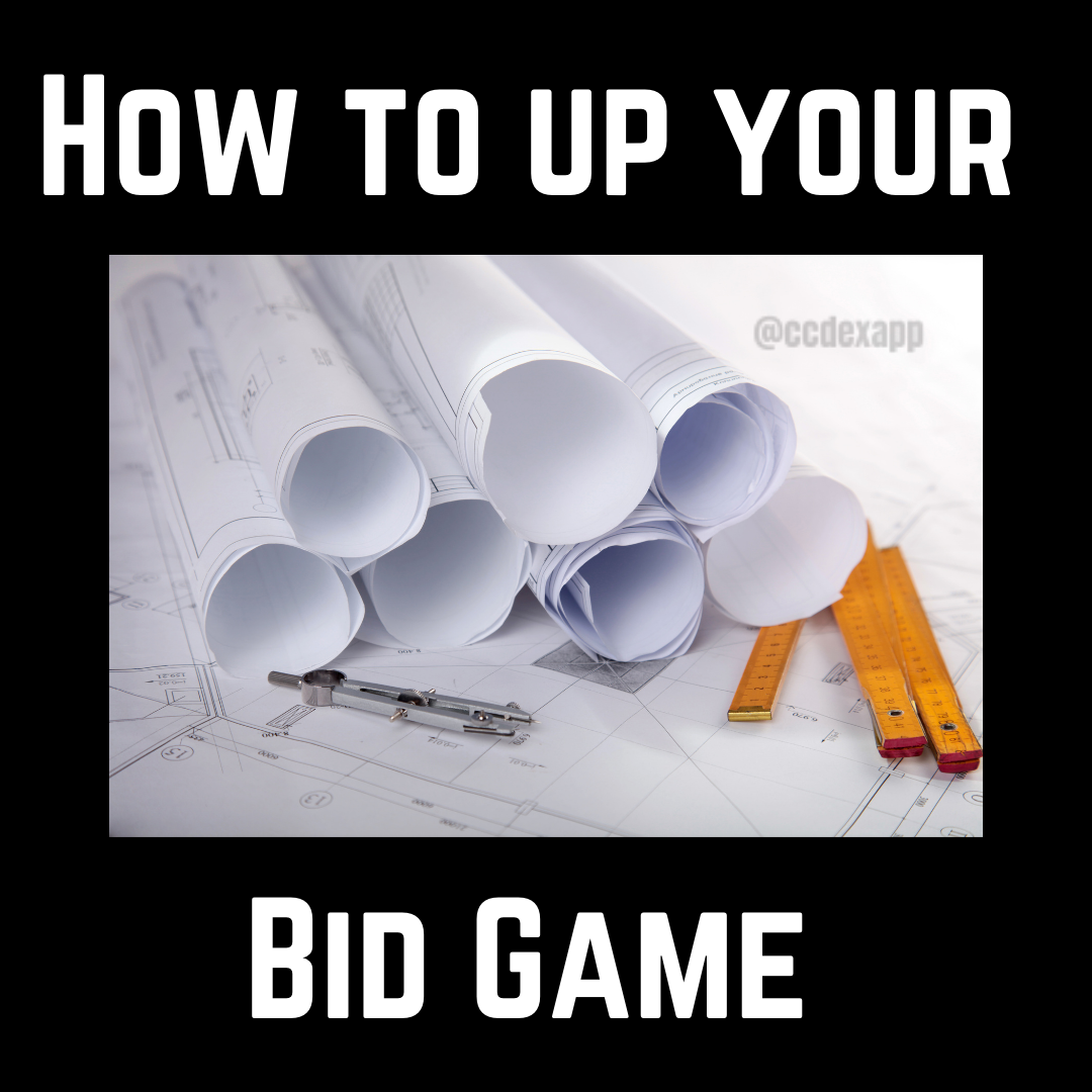 How to up your bid game.